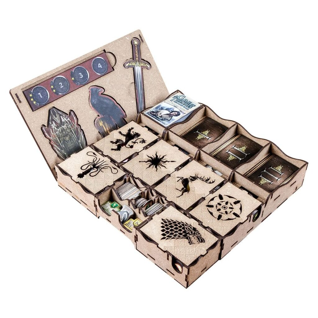 Organizer A Game of Thrones The board game (second edition)