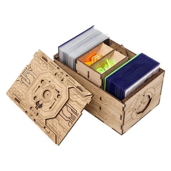 Organizer accessory Android Netrunner Deck and Token holder