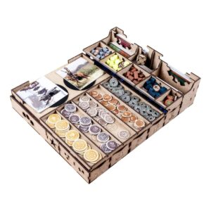 Organizer Scythe - Retail version