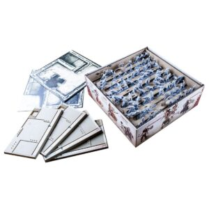 Insert Zombicide Black Plague (base game or with Wulfsburg expansion)
