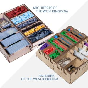 Paladins and Architects of the West Kingdom – Bundle