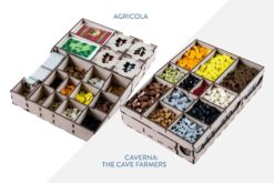 Agricola + Caverna: The Cave Farmers – Bundle