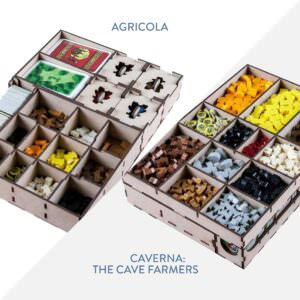 Agricola + Caverna: The Cave Farmers – Bundle