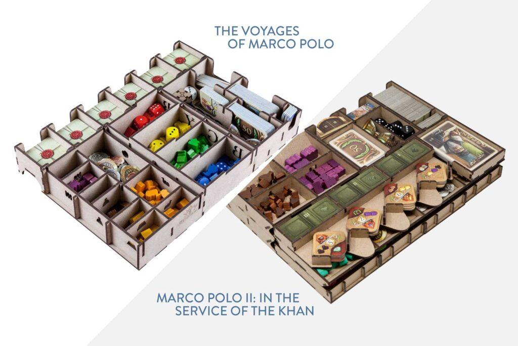 Marco Polo + Marco Polo II – Bundle