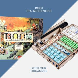 Organizer Insert Root Bundle