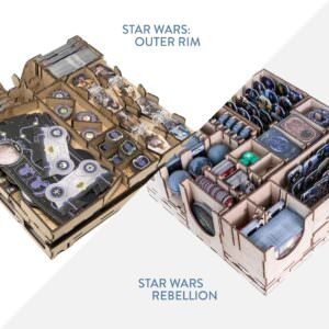 Star Wars: Outer Rim + Rebellion – Bundle