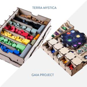 Terra Mystica + Gaia Project – Bundle