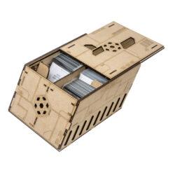 Deck holder (500 standard size sleeved cards)