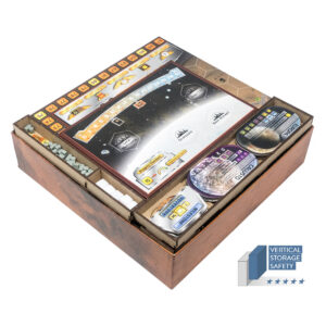 Terraforming Mars – All In One Box plus Player Boards Set