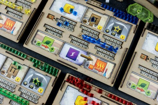 Terraforming Mars: All In One Box plus Player Boards Set