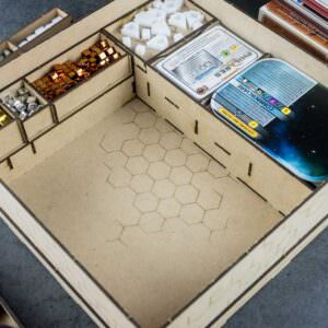 Terraforming Mars All In One Box Lifted Base