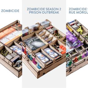 Zombicide Urban – Bundle