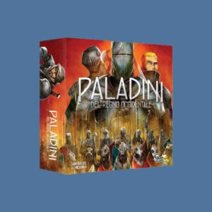 Paladini del Regno Occidentale (ITA, Fever Games Edizioni) + Organizer – Bundle