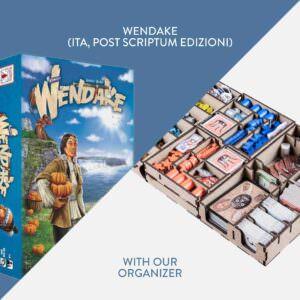Wendake (Post Scriptum Edizioni) + Organizer – Bundle
