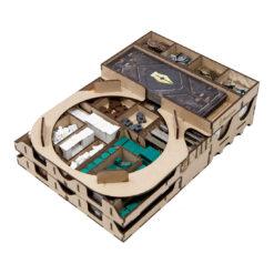 Barrage + The Leeghwater Project exp + 4 construction wheels – Bundle