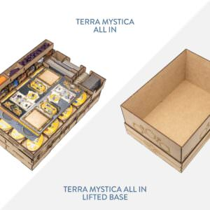Terra Mystica All in + Lifted base – Bundle