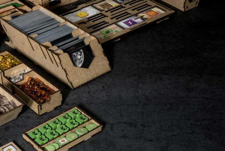 TheDicetroyers Organizer Inserts Blog