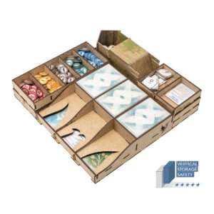 Organizer Wingspan (Base game or with European exp) The Dicetroyers