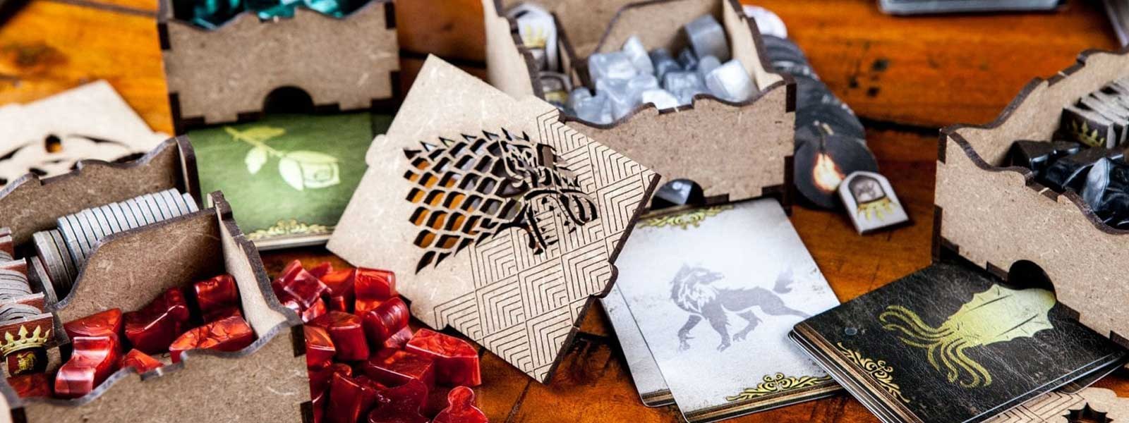 Organizer Insert A game of Thrones The Dicetroyers