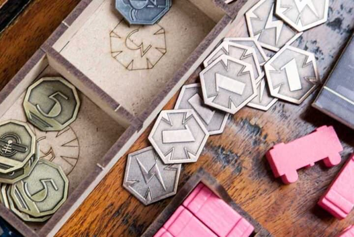 Organizer Insert Barrage The Dicetroyers