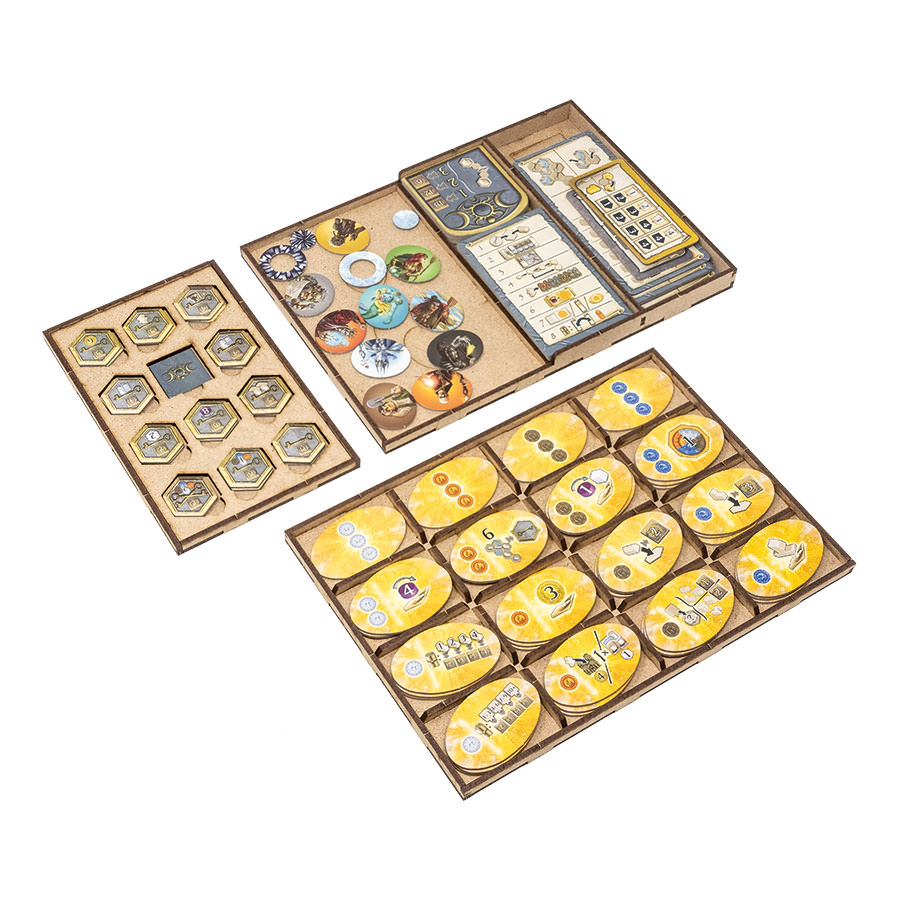 Insert Terra Mystica All in The Dicetroyers