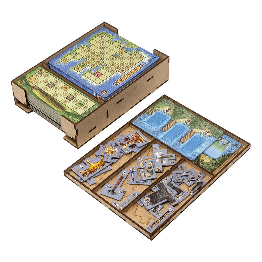Insert A Feast for Odin The Dicetroyers