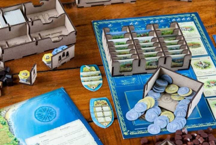 Organizer Insert Puerto Rico The Dicetroyers