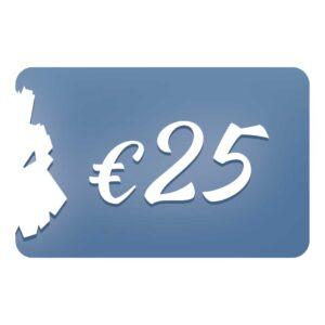 Buono Regalo – €25