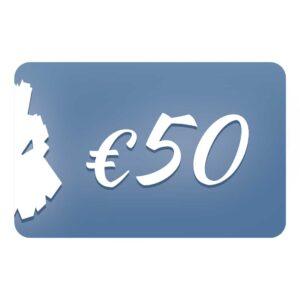 Buono Regalo – €50