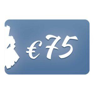 Buono Regalo – €75
