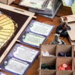 Become an organized knight or wizard with the Mage Knight Ultimate Edition Organizer