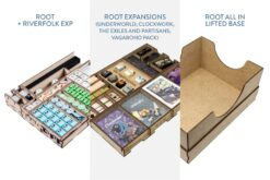 Root All In + lifted base – Bundle