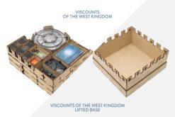 Viscounts of the West Kingdom + Lifted Base – Bundle