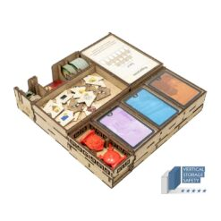 7 Wonders – Duel (Base game or with Pantheon; Agora exp)
