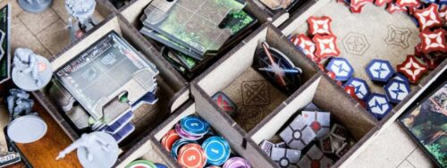 Organizer Insert Star Wars Day The Dicetroyers