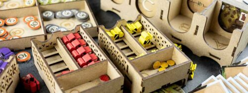 Organizer Insert Glen More 2 The Dicetroyers