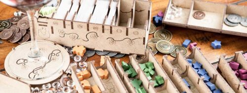 Organizer Insert Viticulture The Dicetroyers