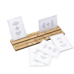 Pick and play card holder – Double row
