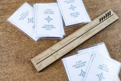 Pick and play card holder – Single row
